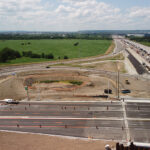 Trafalgar Road Bridge and Interchange Ramps